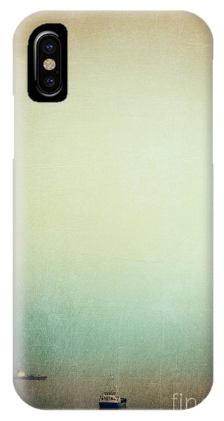 Solitary Ships IPhone Case