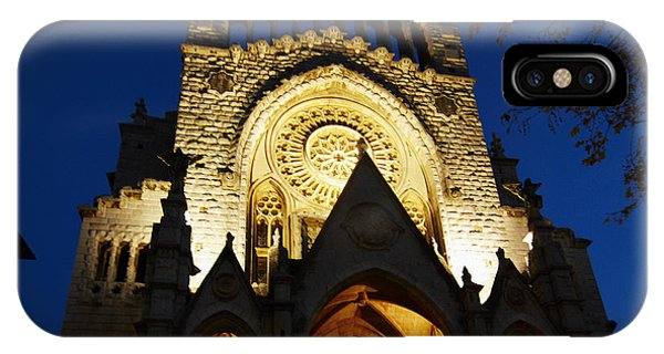 Soller Cathedral IPhone Case