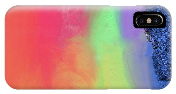 Song At The Sea IPhone Case