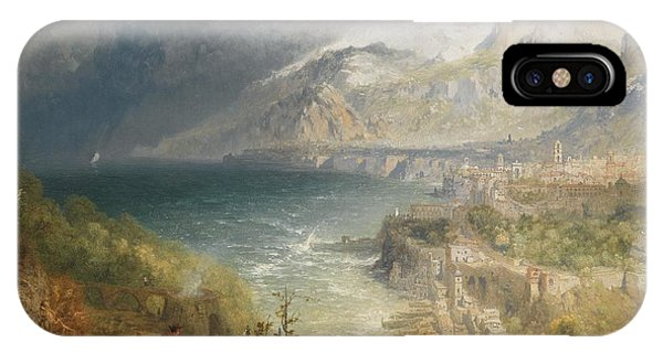 West Bay iPhone Case - Sorrento by JB Pyne