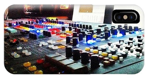 Bright iPhone Case - Sound Board by Lea Ward