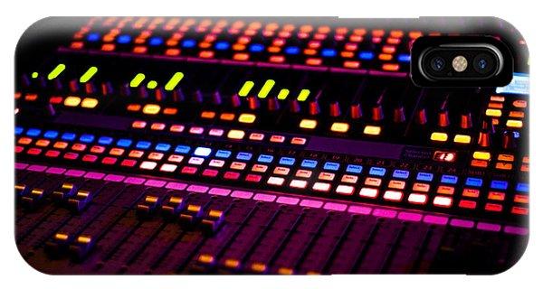 Soundboard Phone Case by Anthony Citro