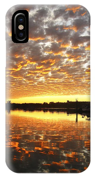 Spectacular Mazatlan Sunset IPhone Case