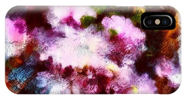 Fineart iPhone Case - Spring Flowers by Paul Cutright