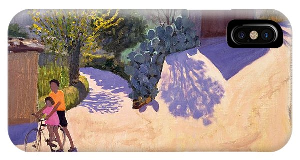 Sunny iPhone Case - Spring In Cyprus by Andrew Macara