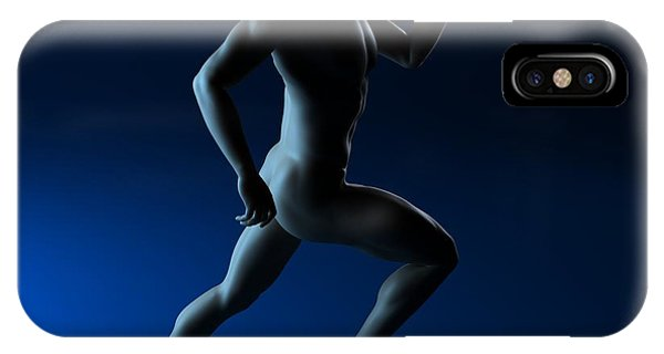 Sprinter, Artwork Phone Case by Sciepro
