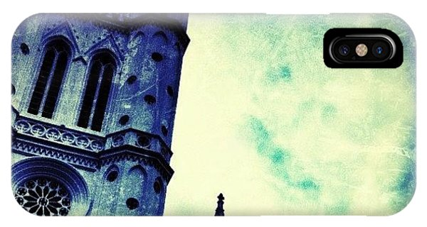 Religious iPhone Case - St. Joseph's Cathedral #india by Abid Saeed