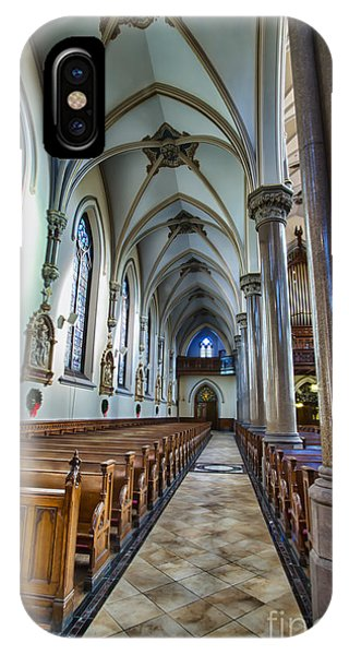 St Louis Church 10 Phone Case by Chuck Alaimo
