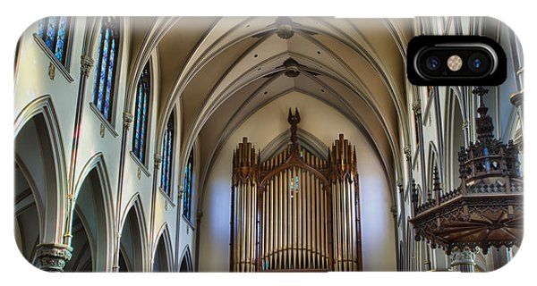 St Louis Church 13 Phone Case by Chuck Alaimo