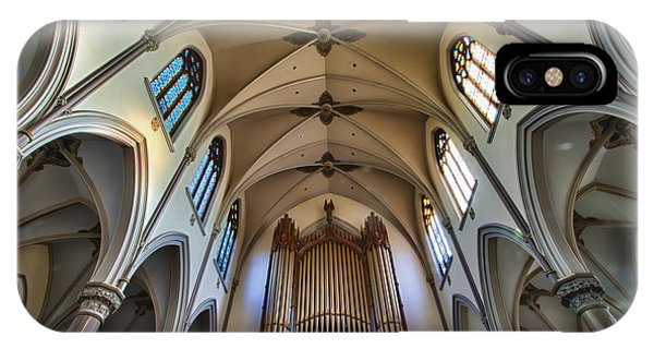 St Louis Church 8 Phone Case by Chuck Alaimo
