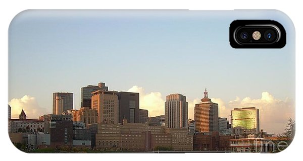 St. Paul Skyline IPhone Case