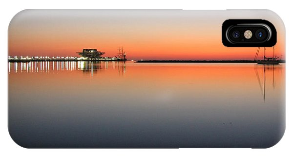 St. Pete Sunrise IPhone Case