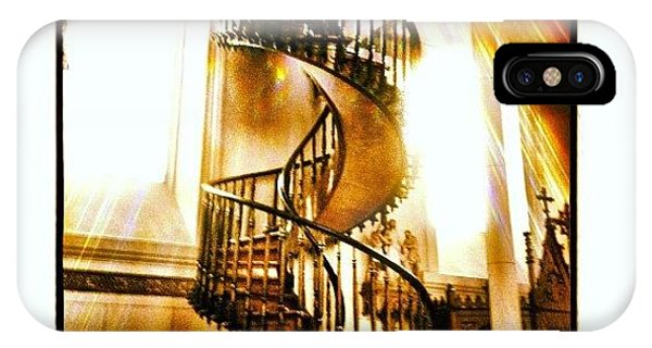 Igaddict iPhone Case - Stairway To Heaven by Paul Cutright