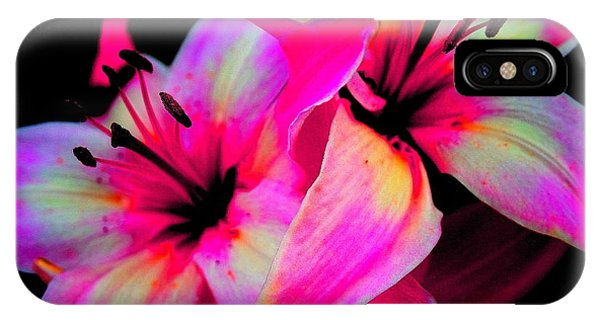 Stargazer Abstract IPhone Case