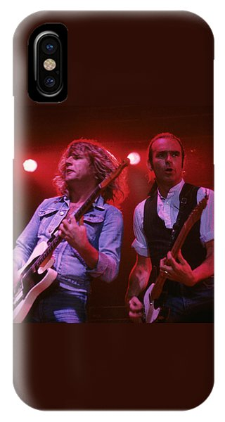 Status Quo IPhone Case