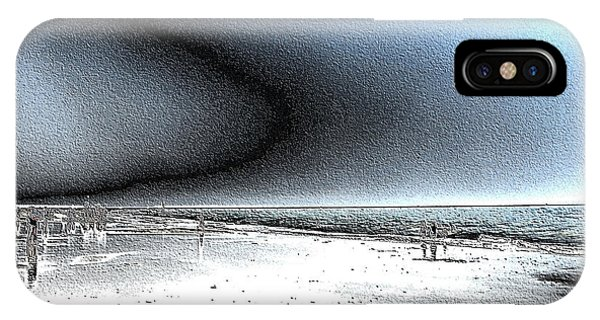 Steel Beach IPhone Case