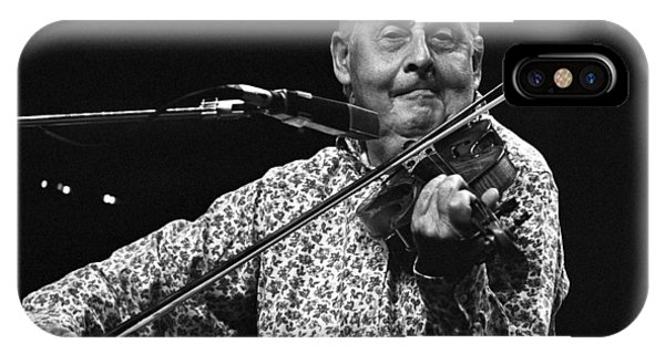 Stephane Grappelli 1 IPhone Case