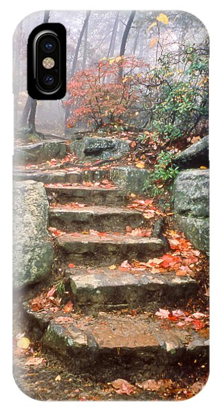 Steps Cloudland Canyon IPhone Case