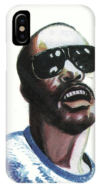Stevie Wonder IPhone Case