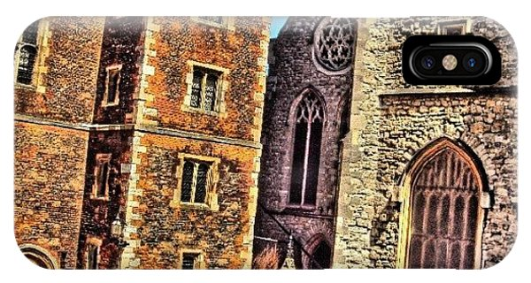 Stone Buildings, So Classic And Lovely IPhone Case