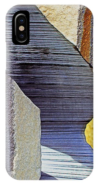 Stone Geometrics IPhone Case