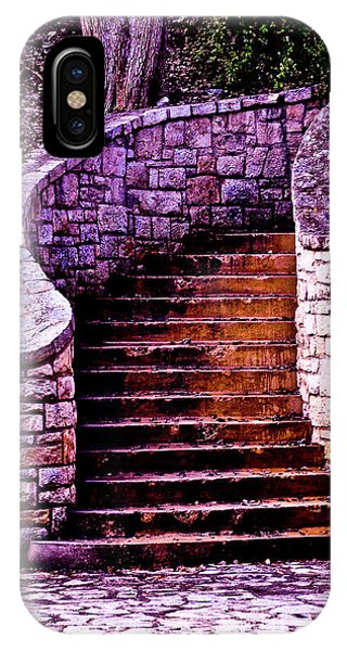 Stone Staircase IPhone Case