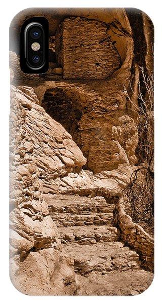 Stone Stairway IPhone Case