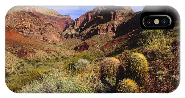 Stonecreek Canyon In The Grand Canyon IPhone Case