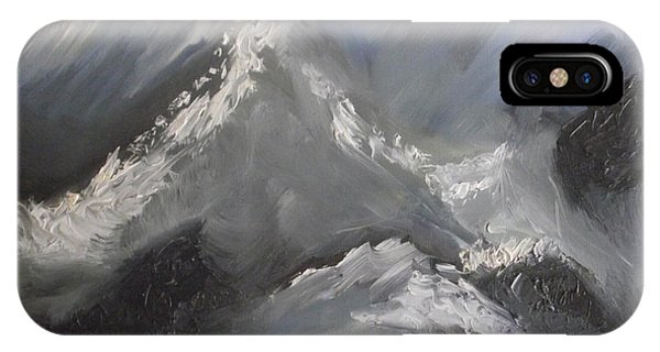 Storm Gathering IPhone Case