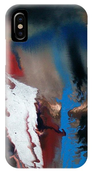 Storm Watching IPhone Case