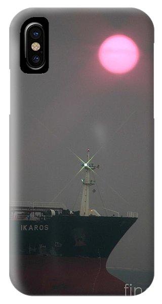 Straits Of Verrazano IPhone Case