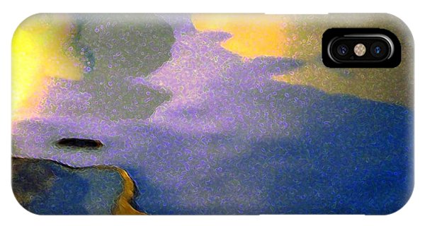 Strange Landscape 2 IPhone Case