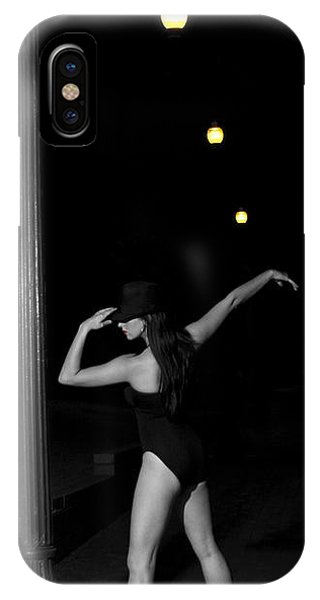 Street Ballet IPhone Case