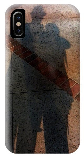 Street Shadows 002 IPhone Case