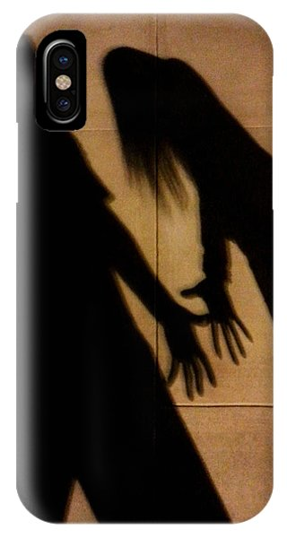 Street Shadows 006 IPhone Case