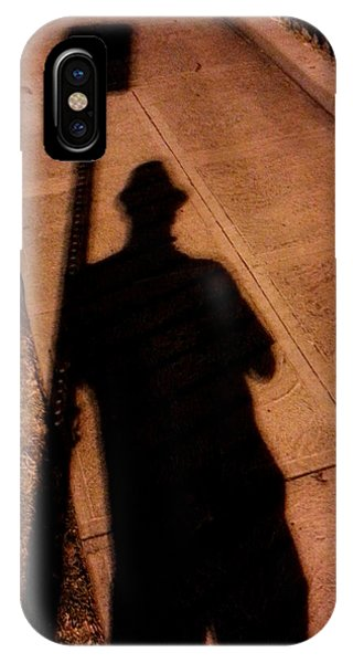 Street Shadows 008 IPhone Case