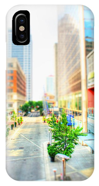 Street's Of Louisville IPhone Case
