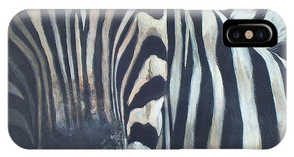Stripes...sold  IPhone Case