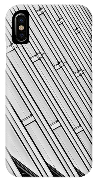 Structural Intrigue IPhone Case