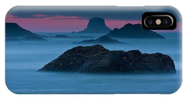 Olympic National Park iPhone Case - Subtle Bliss by Mark Kiver
