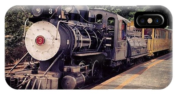 Transportation iPhone Case - Sugar Cane Train by Darice Machel McGuire