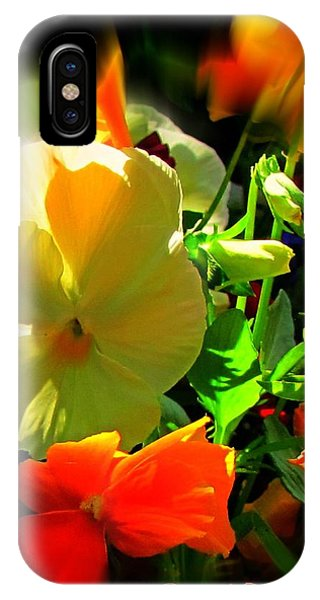 IPhone Case featuring the photograph Summer Bloom by Deahn      Benware