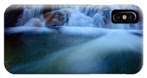 Boulder iPhone Case - Summer Cascade by Chad Dutson