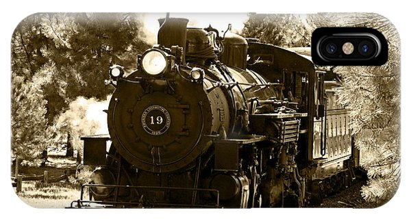 Sumpter Rr Engine 19 IPhone Case