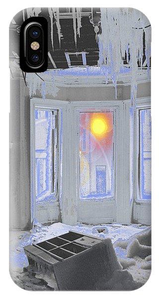 Global Freezing IPhone Case
