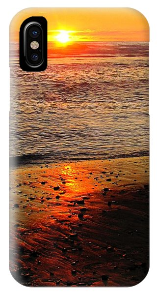 IPhone Case featuring the photograph Sun Kissed by Deahn      Benware