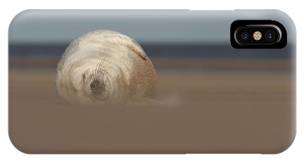 Sun Sea And Sand IPhone Case