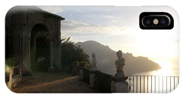 Sunrise In Ravello IPhone Case
