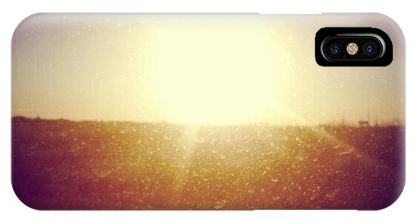 #sunrise #nature #sky #andrography Phone Case by Kel Hill