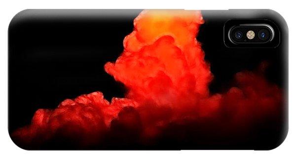Sunset Cloud IPhone Case